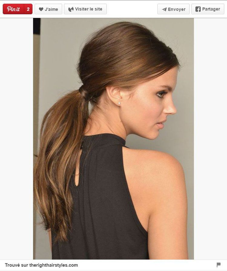 50 coiffures pour aller travailler avec style Hair and