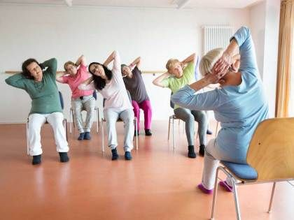 chair yoga for seniors seated poses  yoga for seniors