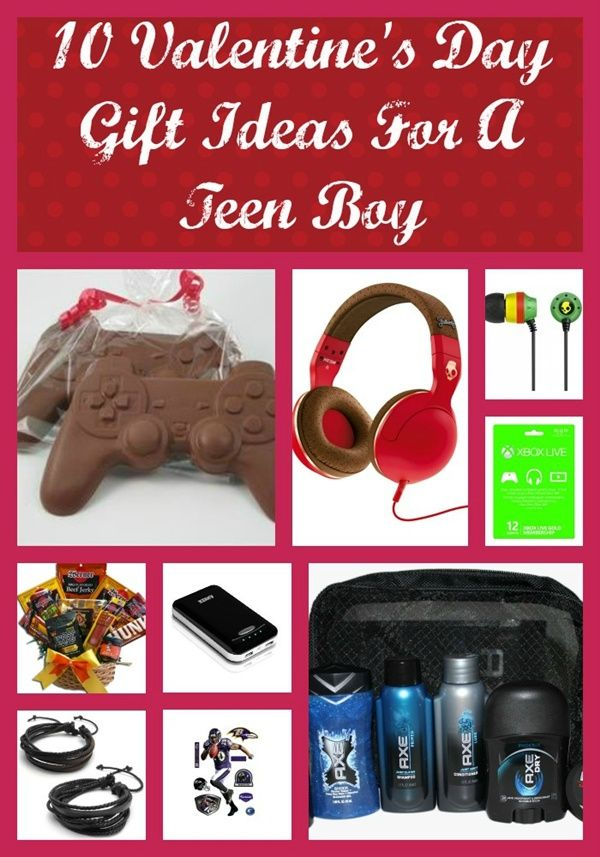 Valentines Day gift ideas for a teen boy   Valentine's Day Ideas ...