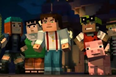Amazon Reckons It Knows The Minecraft Story Mode Release Date - Minecraft spiele amazon