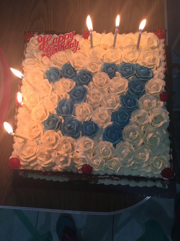 27th Birthday Cake 27th Birthday 27 Birthday Ideas