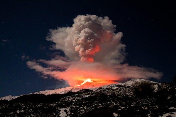 Mt_Etna Itália 19 New UNESCO World Heritage Sites
