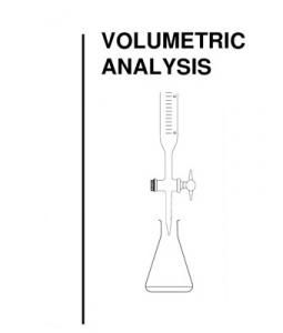 volumetric analysis is a quantitative analytical method