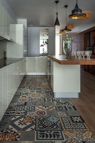Uberlegen Articima Zementfliesen Patchwork Cement Tiles U0026 Wood Floors