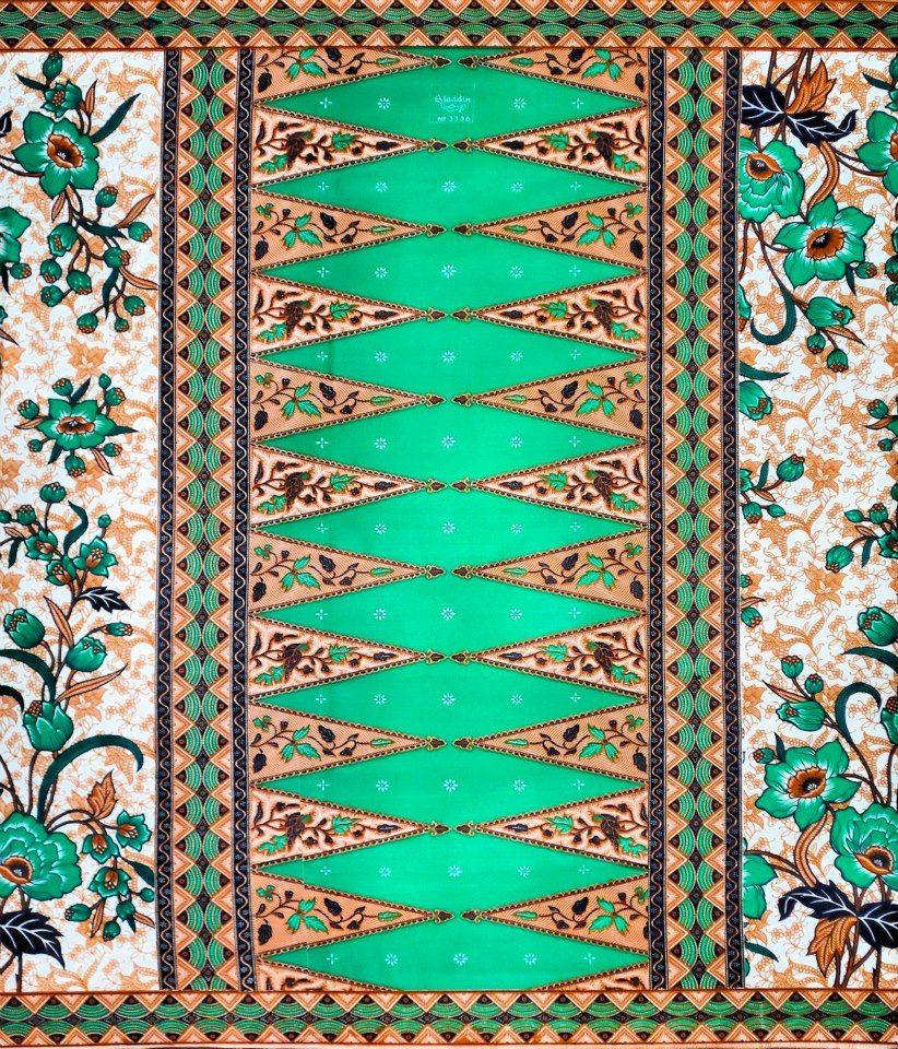 Batik Sarung Dengan Gambar