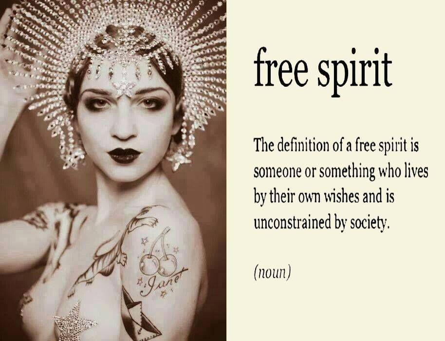 Free Spirit Tattoo Free Spirit Tattoo