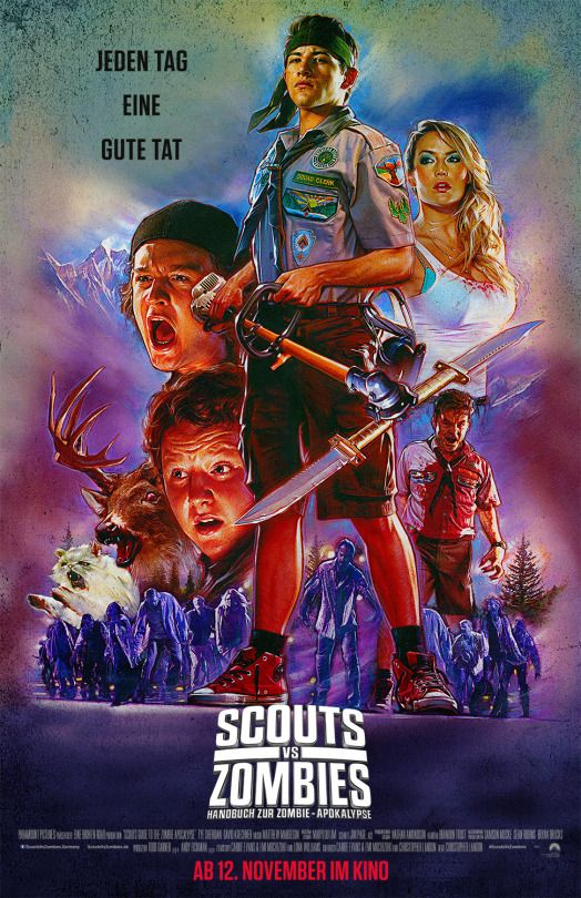 Scouts Vs Zombies Ganzer Film Deutsch