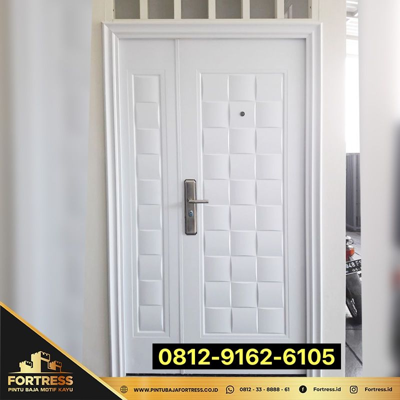 0812-9162-6105 (FORTRESS), How To Make Door From Steel Rims …