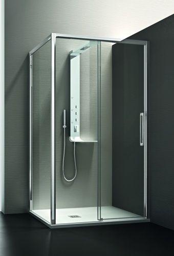 Arblu PERSEO LATO AGGIUNTIVO Parete doccia H 200 cm