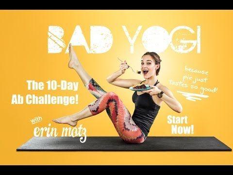 new years 10 day ab challenge  youtube  ab challenge
