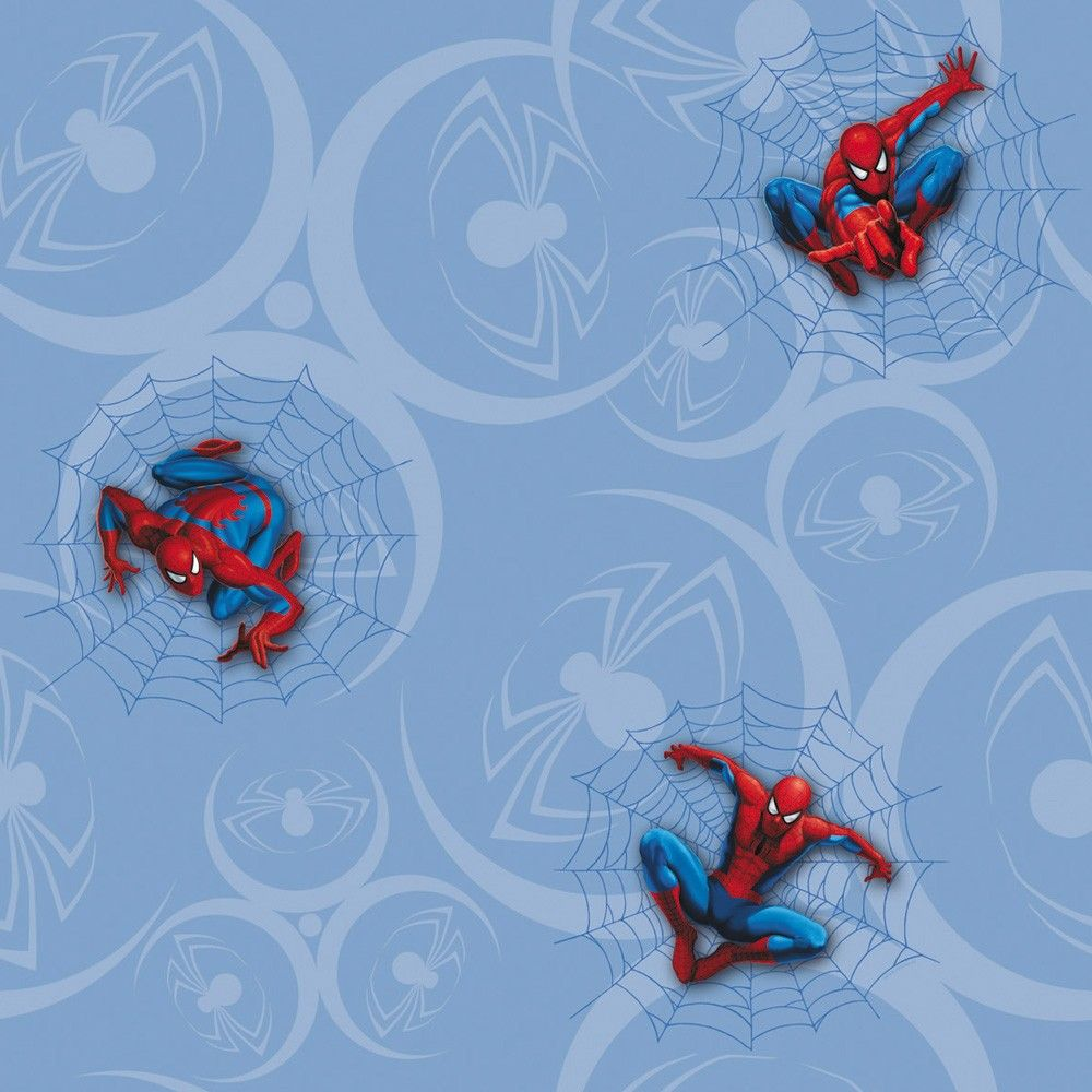 SPIDERMAN WALLPAPER 10m NEW OFFICIAL SPIDERMAN matches