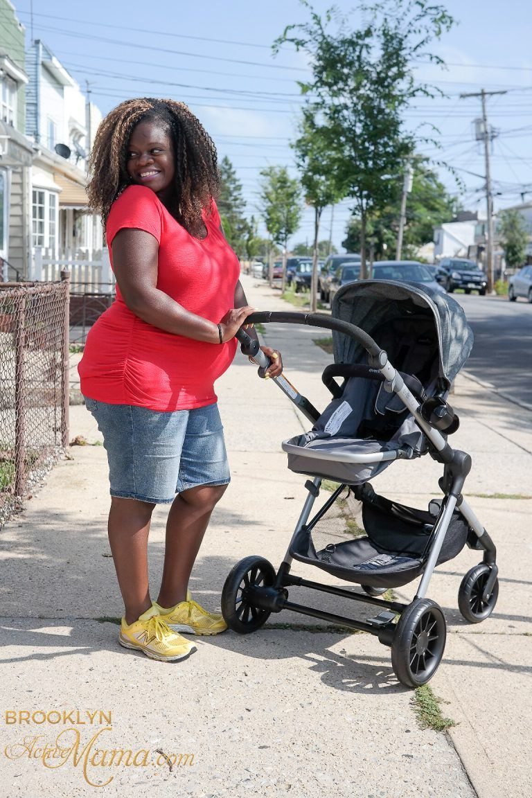 A Full Review Of The Evenflo Pivot Xpand Stroller System