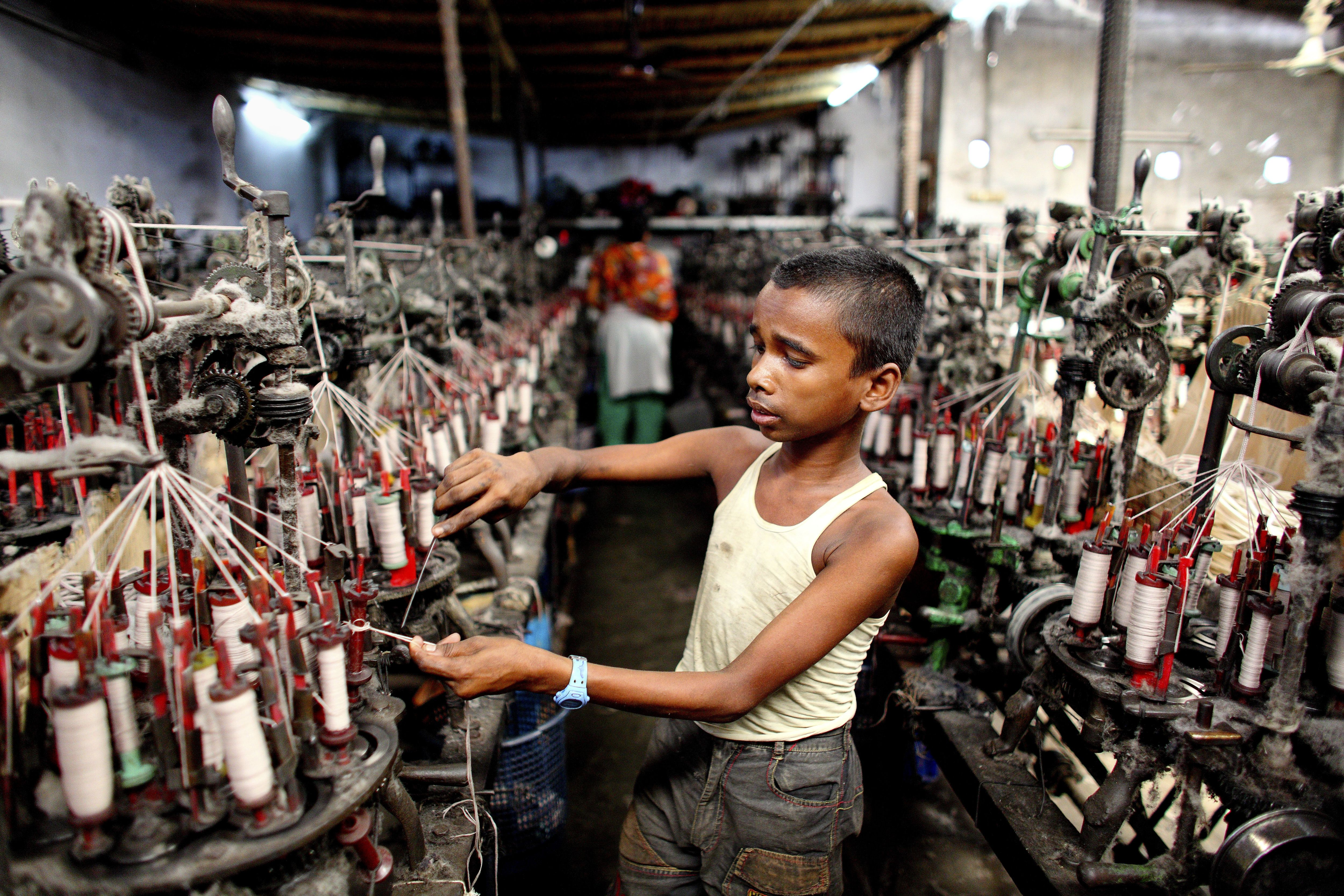 Child labour in the fashion supply chain in 2020 Fast
