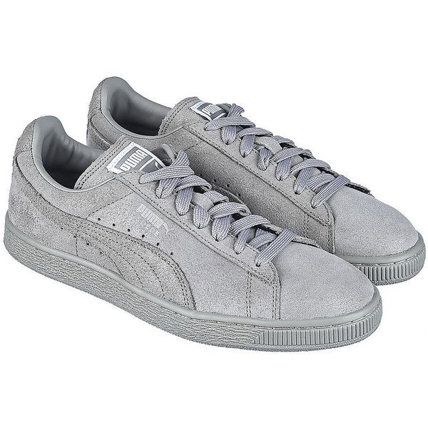 lower price with outlet store sale popular brand Puma The Suede Classic Matte & Shine Sneaker in Grey (¥4,030 ...