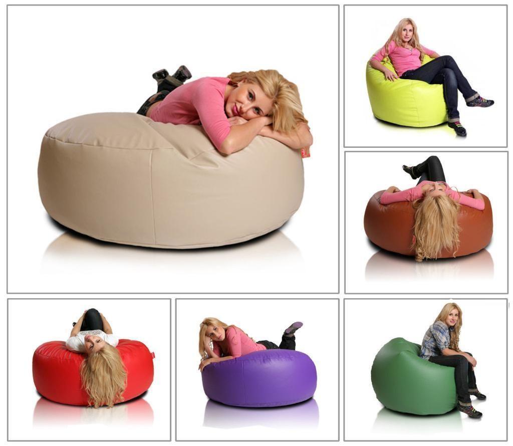 Sitzsack Baumwolle Perfect