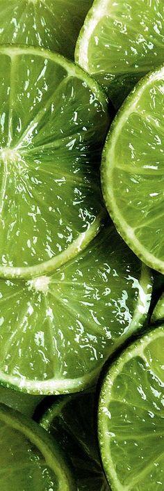 Fresh limes....