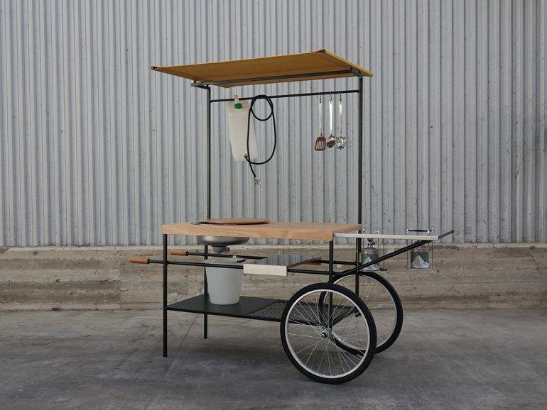 Mobile Kitchen Q CINA By Officine Tamborrino Design MoMAng Design 2800u20ac  (4000)