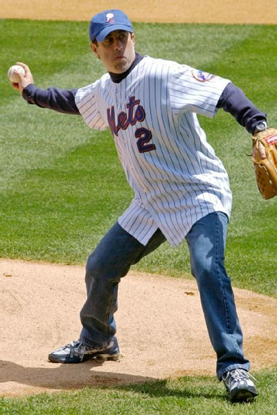 Mets Fan Seinfeld Thinks About Baseball All Day New York Mets Baseball Mets New York Mets
