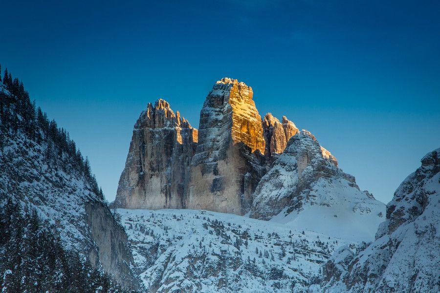 Tre Cime di Lavaredo by Claudio Cavalensi on 500px