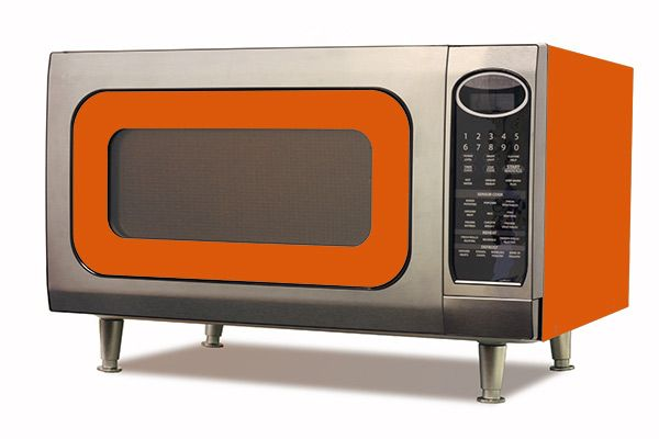 Coolest Retro Microwave Comes In Multiple Colors The Light Blue Is My Fav