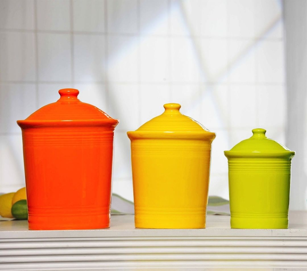 """""""What would you put in your #FiestaWare Canisters ..."""