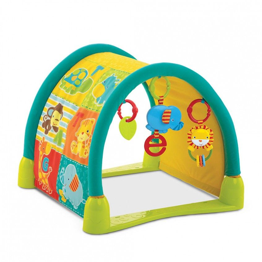Kids II Jungle Fun Tunnel i Gimnastika za Igru 3u1  http://www.bebolino.rs/prodavnica-bebi-opreme/igracke/kids-ii-jungle-fun-tunnel-i-gimnastika-za-igru-3u1/