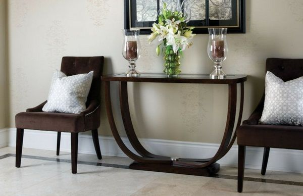 20 Beautiful Glass Entry Table Ideas Furniture Ideas Pinterest