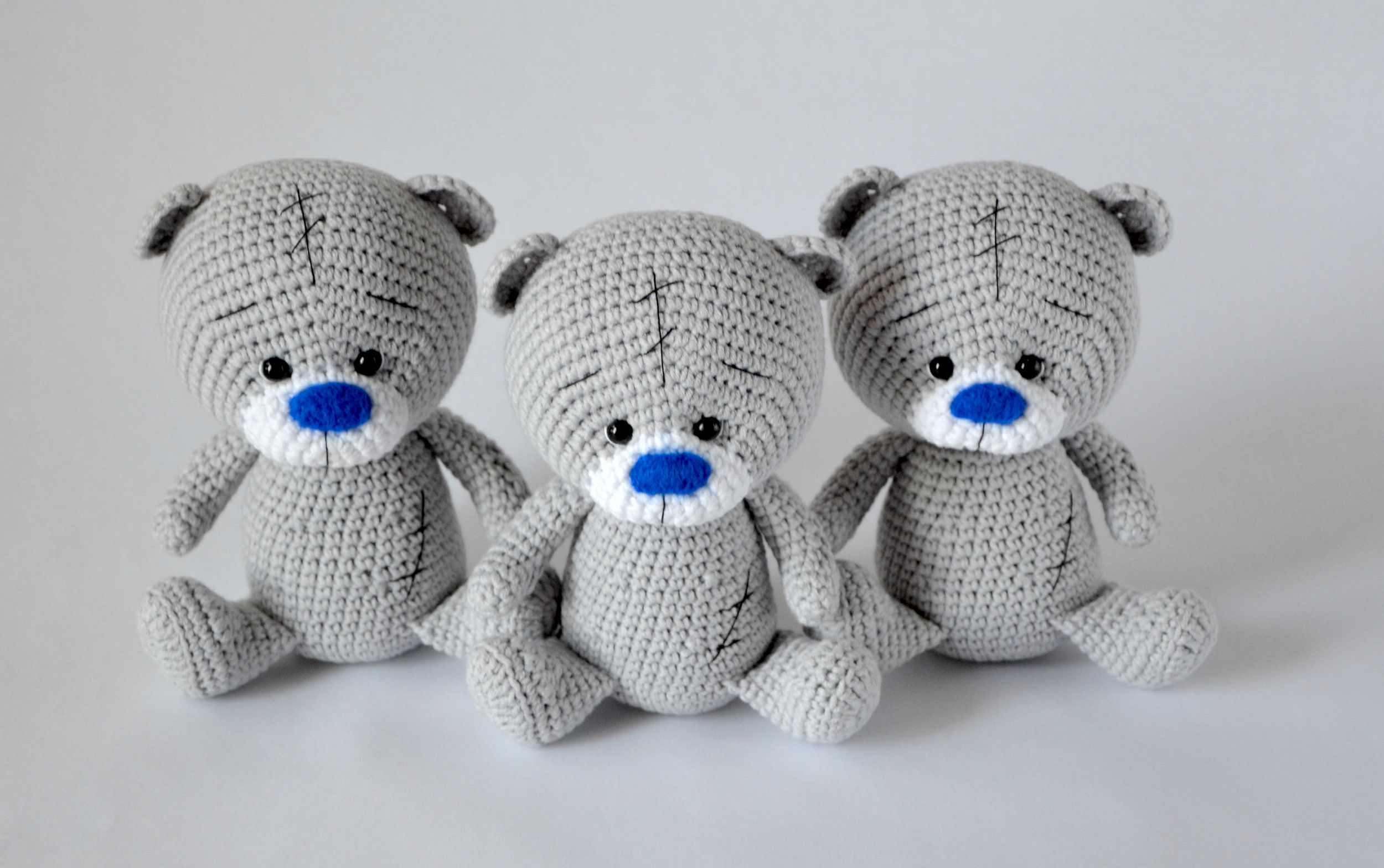 Crochet bear Plush bear Amigurumi animals Organic teddy bear Baby gifts Stuffed teddy Knitted plush toy Soft plush bears Gift for kids #bearplushtoy
