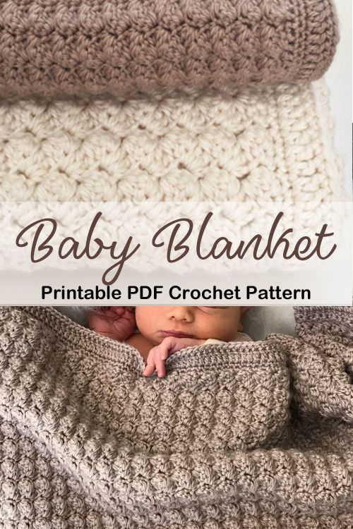 Make a Cozy Baby Blanket