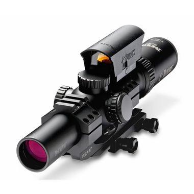 MTAC 1-4x24mm Illuminated Ballistic CQ Rifle Scope Combo