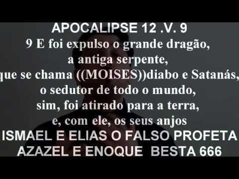 BIBLIA O (VT) 90% FOI ESCRITO POR DEMONIOS  1
