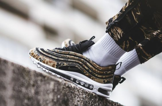 Don't Sleep On The Nike Air Max 97 Country Camo Germany | Air max 97, Air  max and Camo