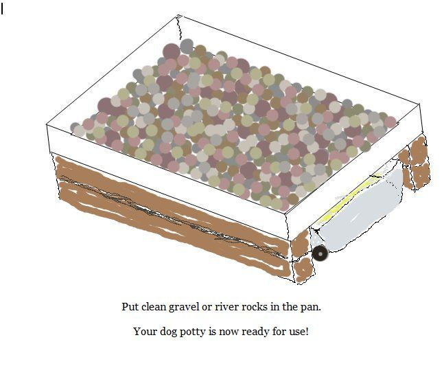 Do it yourself dog potty doggie litter box pooch porch potty do it yourself dog potty doggie litter box pooch porch potty dog toilet for many different reasons it can be useful to have a place solutioingenieria Gallery
