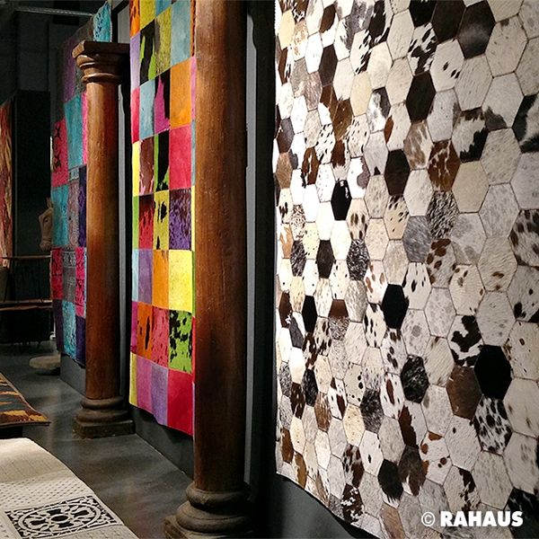 Rahaus Berlin für wand boden teppich fell carpet wand boden interior