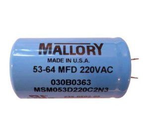 Sears Craftsman Liftmaster Chamberlain Capacitor Part 30b363 By Sears 17 95 Compatible With Liftmaster Residential Garage Doors Home Hardware Home Doors