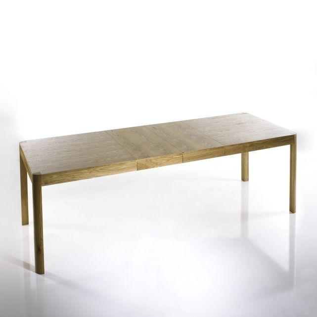 table allonges sam baron autre la redoute sejour pinterest baron. Black Bedroom Furniture Sets. Home Design Ideas