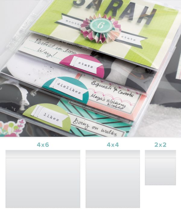 We R Memory Keepers-FUSEables fuse keepsake pocket