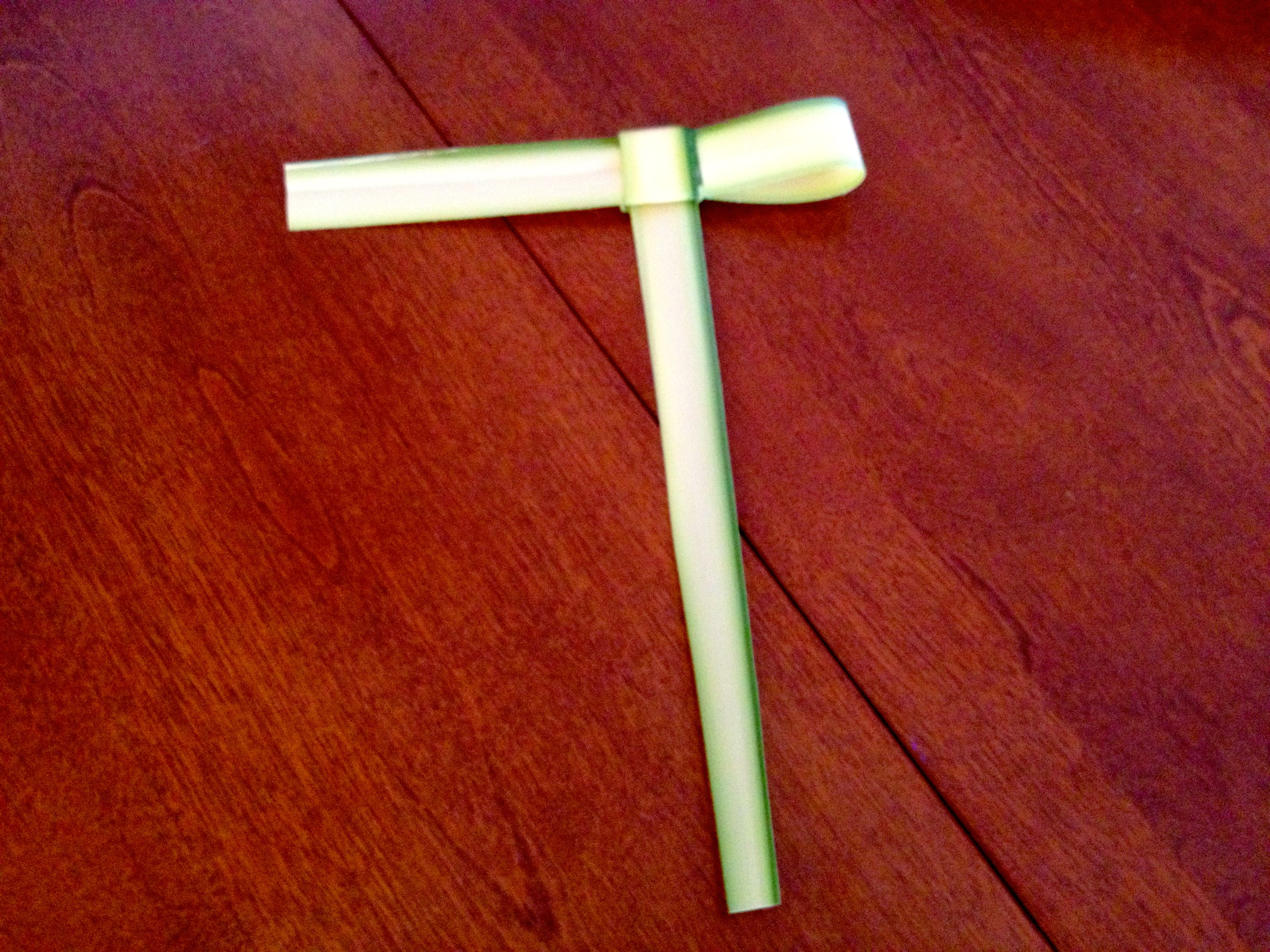 7 easy steps for folding awesome palm crosses palm cross