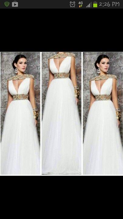 Godness wedding dress