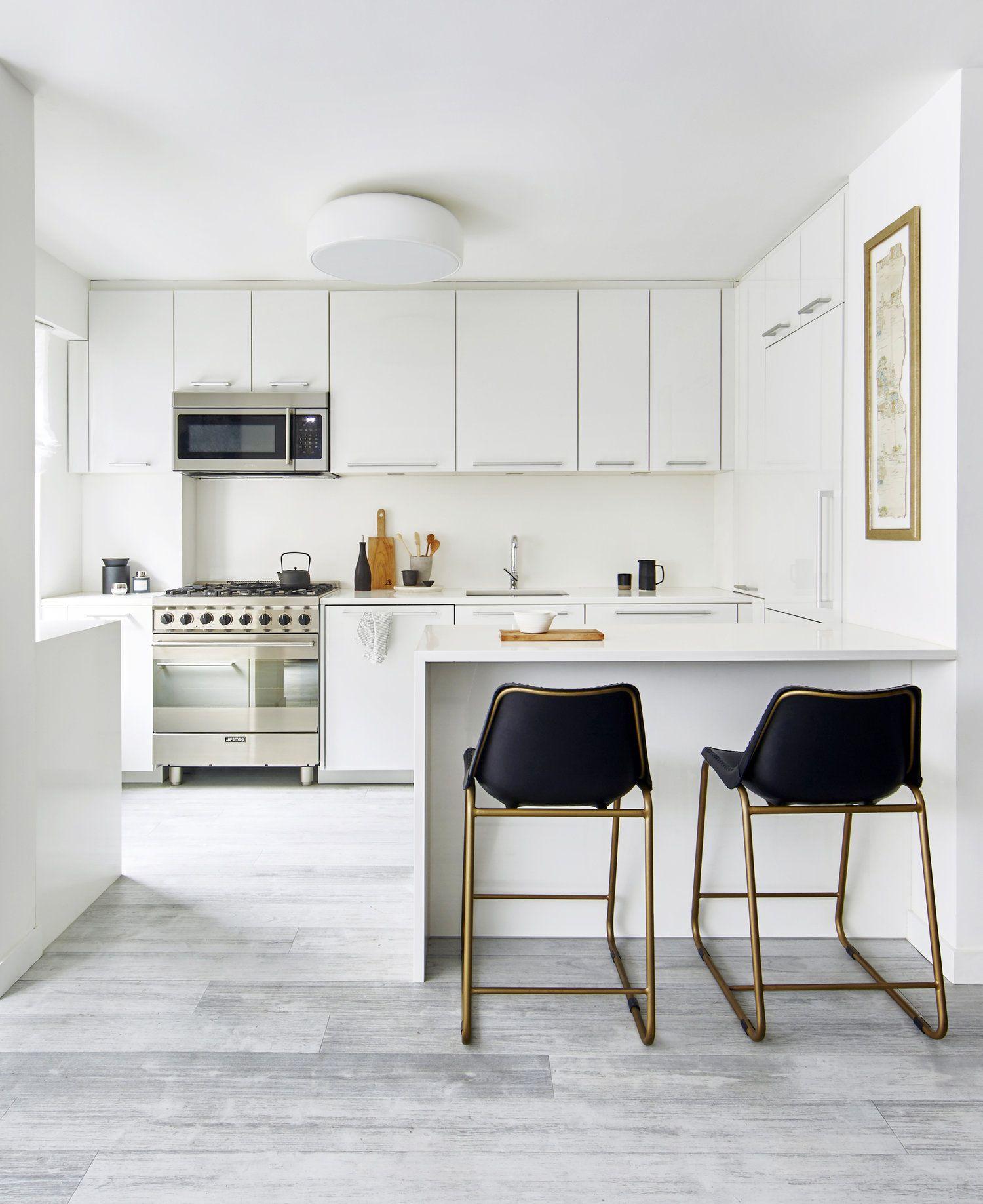 Manhattan New York Studio Apartments: Custom Kitchen Design In New York City Designed By Tina