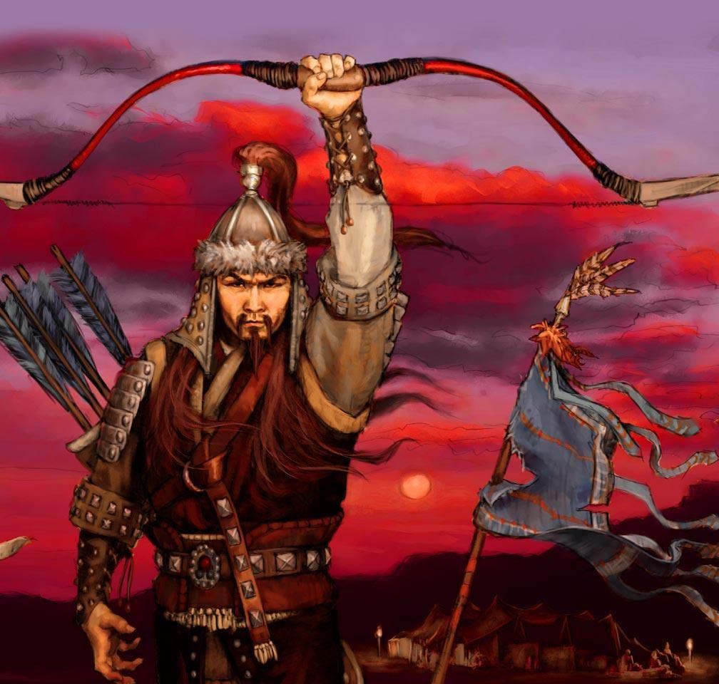 genghis khan history pinterest genghis khan history