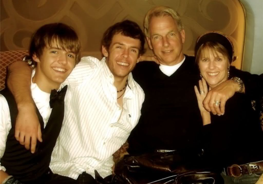 Mark harmon sons mark harmon and his sons re mark 1 for Are mark harmon and pam dawber still married