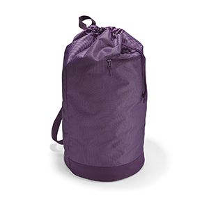 Cinch It Up Super Sac In Plum Gingham Pop Perfect Laundry Bag For The College Student Your Life Www Mythirtyone Amungia