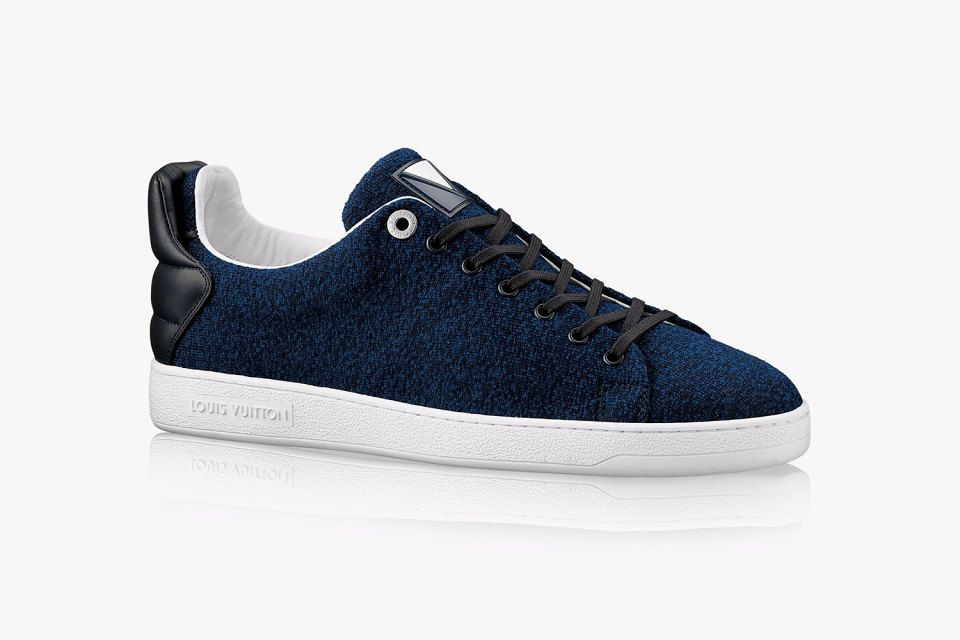 fd5a38522921 Louis Vuitton Releases the Frontrow Sneaker