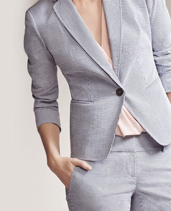 From the pockets to the lapels, our favorite suits are cropped, slim and  tailored to perfection.