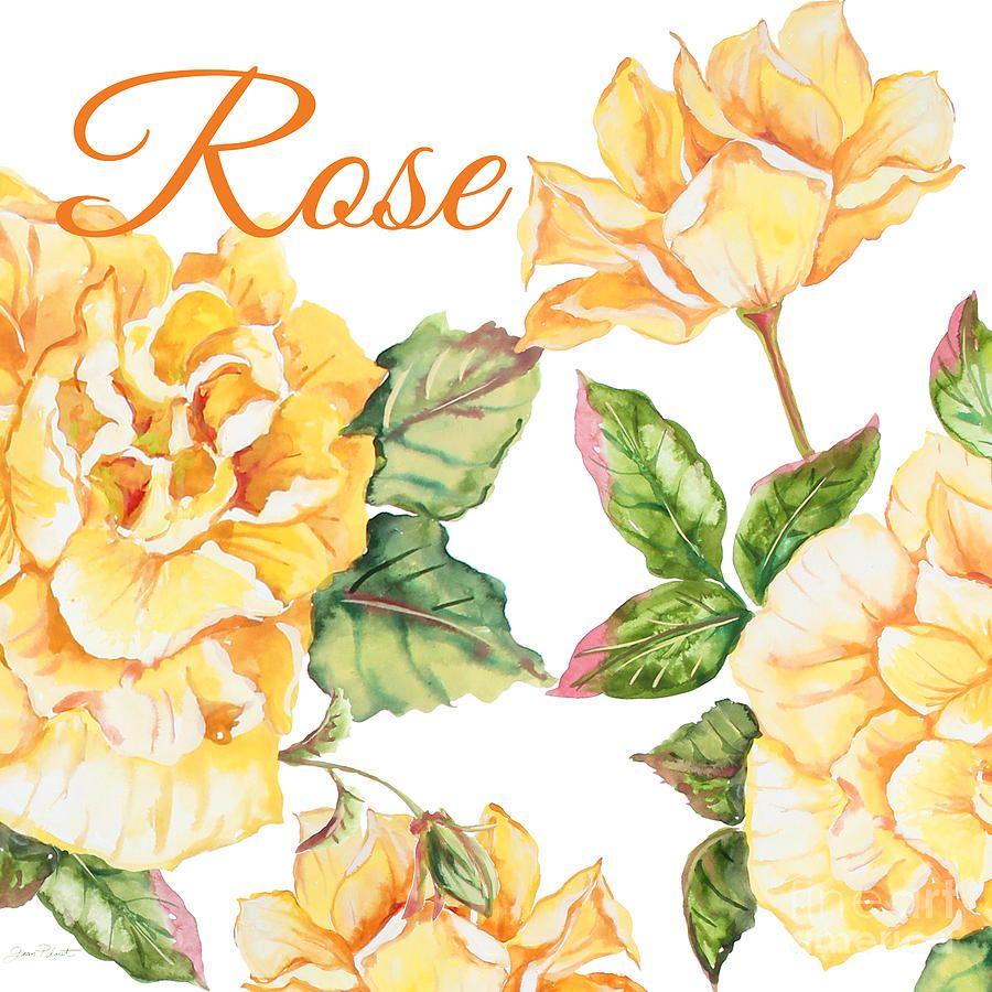 Rose-jp2591 Painting
