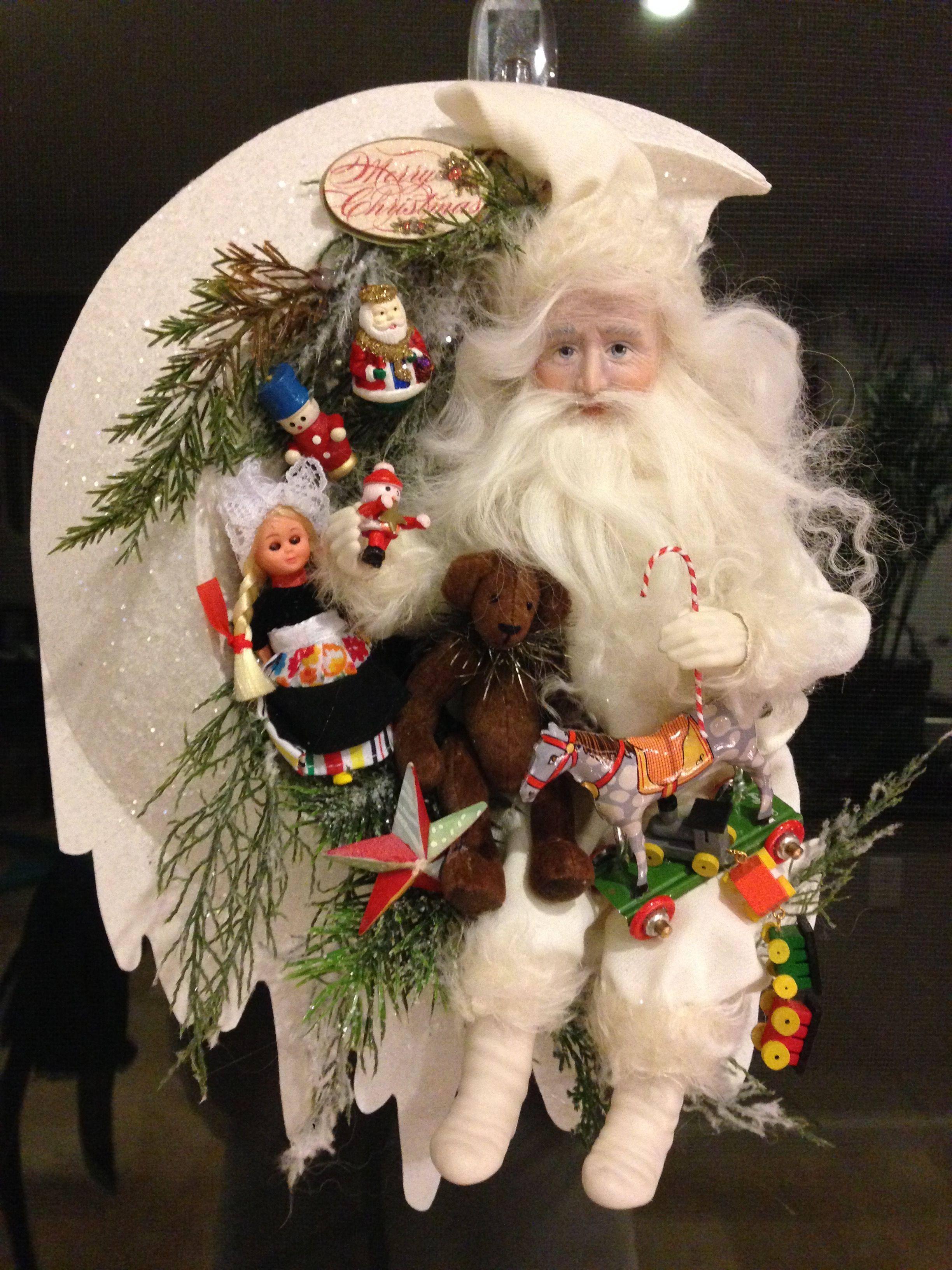 Xmas Crafts Santa
