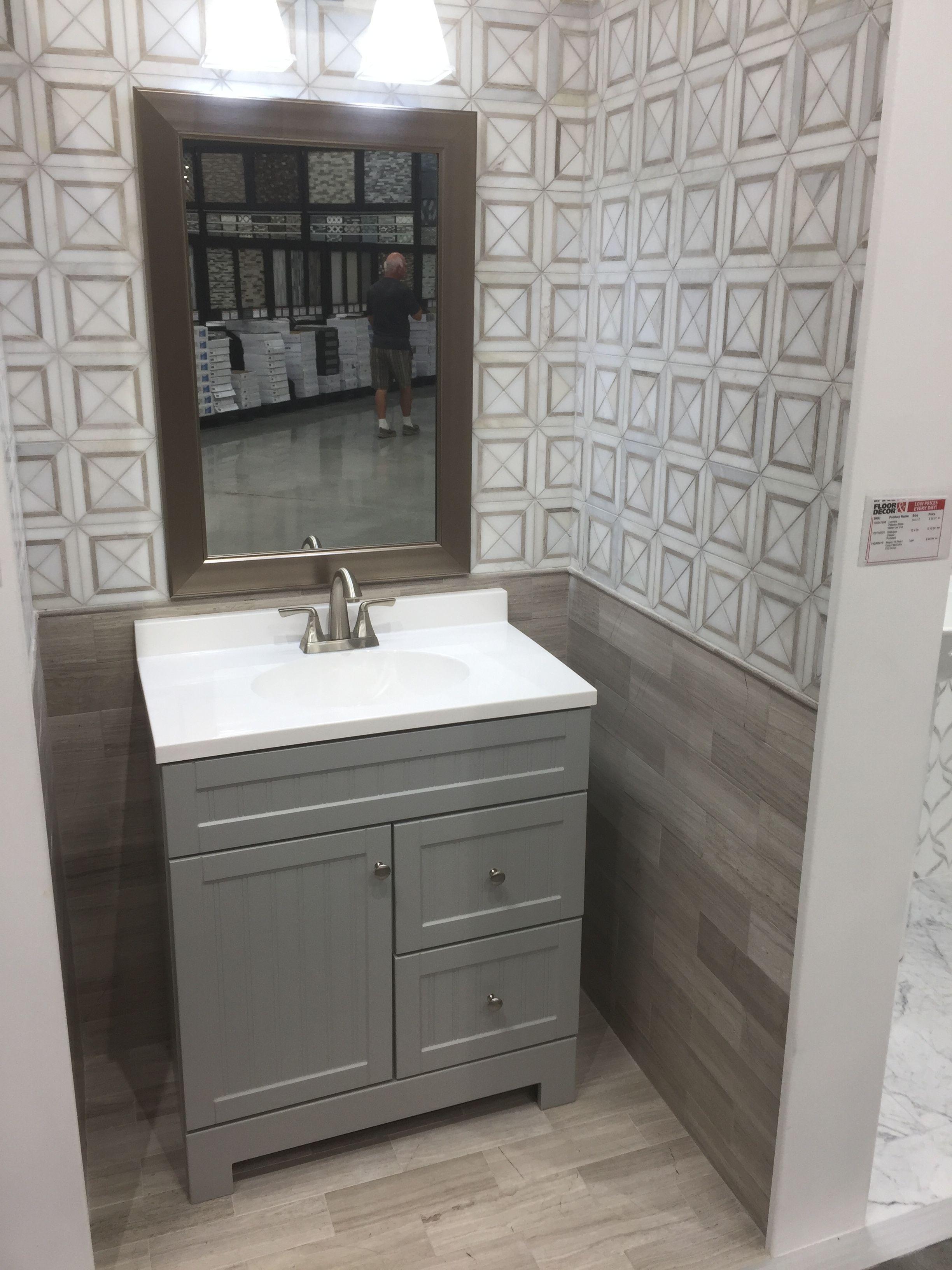 Bathroom Vanities Floor And Decor in 9  Bathroom vanity decor