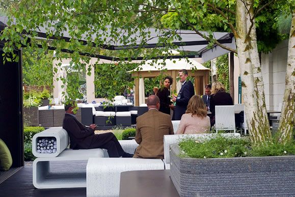 Bring Your Garden to Work Outdoor office Property development and