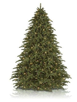 Shasta Fir Artificial Christmas Tree Balsam Hill